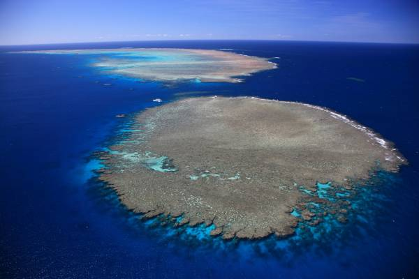 Nördliches Areal des Great Barrier Reef