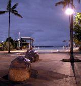 Die Cairns Lagune