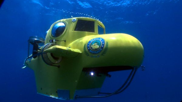 Mini U-Boot zum Great Barrier Reef