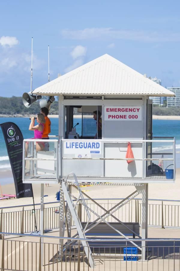 Rettunsgschwimmer in Australien: Alles in Ordnung?