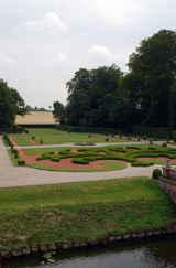 Schlossgarten von Egeskov von me