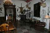 Jagdzimmer auf Schloss Egeskov von Trond Strandsberg