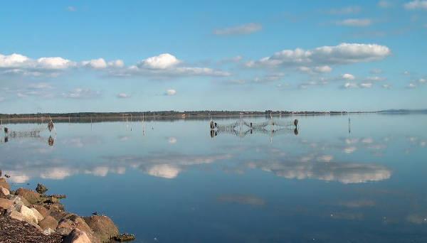 Das Wasser des Limfjords ist ein ideales Urlaubsrevier