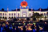 Halloweenfest im Tivoli Kopenhagen