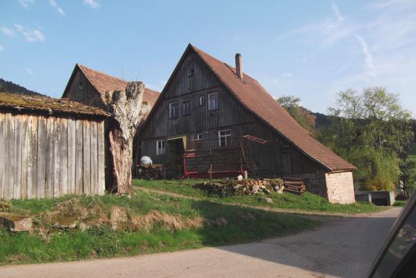 Bauernhof in Schwarzenberg