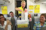 Bordservice bei TUIfly