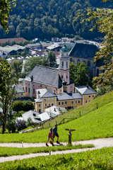 Wandern über den Dächern von Berchtesgaden von Berchtesgadener Land Tourismus GmbH c/o Kunz & Partner PR
