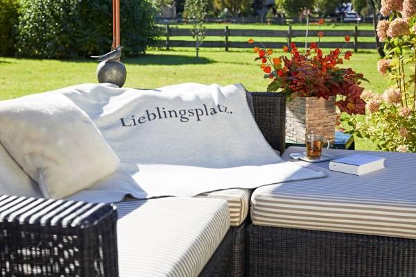 Hotel Rosenstock: Lieblingsplatz