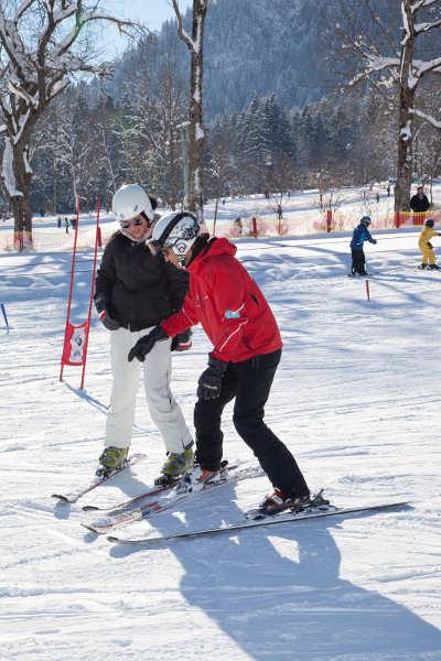 Skikurs mit Michaela Gerg