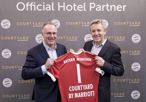 Hotel Bayern Munchen Hihawai Com Marriott Hotelpartner Fc Bayern