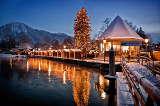 Weihnachtsmarkt Strandbad Rottach-Egern