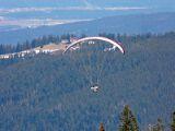 Paragliding vom Wallberg von Hihawai
