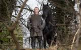 Marko der Koehler mit Pferd El Diamond von Marko Appel via HA Hessen Agentur GmbH