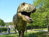 T-Rex im Dinopark Kaiserslautern