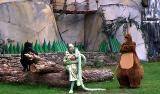 Naturbühne Gräfinthal: Dschungelbuch - Kaa, Balu, Baghira von Hihawai