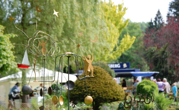 Kunsthandwerk und Kulinarisches auf dem Bliesgau Biosphärenfest von Hihawai