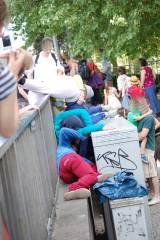 Bodies in urban Space im Rahmen der Perspectives 2011