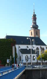 Schlosskirche Saarbruecken - heute Museum