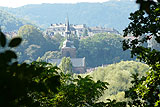 Sankt Arnual vom Halberg aus