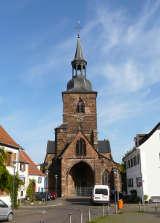 Lohnt den Besuch: Die Stiftskirche Sankt Arnual