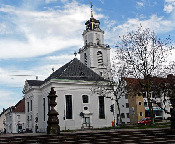 Die Friedenskirche