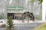 Eingang der Gondwana Erlebniswelt