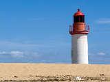 Strand und Leuchtturm bei La Cotinière Ile 'Oleron von françois LAMBERT