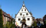 Restaurant Halle aux Blés am Marktplatz von Obernai von Hihawai