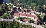 Die Zitadelle von Besancon von CRT Franche-Comté c/o burckhardtpr