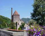 Salins-les-Bains von CRT-Franche-Comte