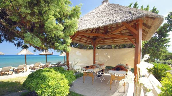 Massage im Riva Bella Nature Resort & Spa auf Korsika