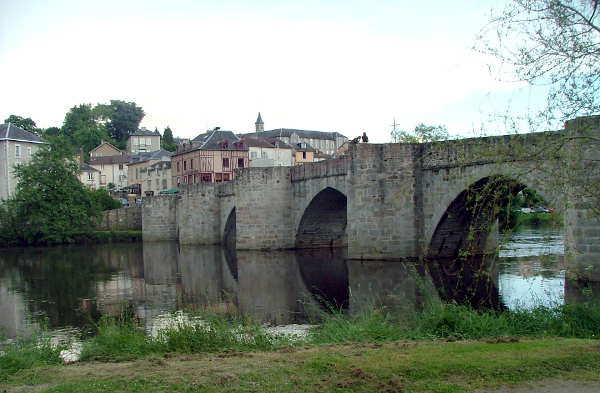 Pont St. Etienne bei Limoges