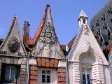 Fassaden auf der Grande Place von Michel Guilbert