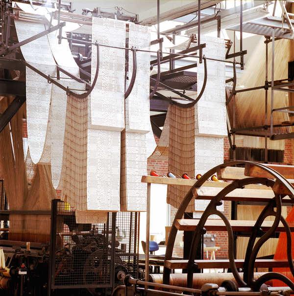 Textile Industriegeschichte im Museum Manufacture des Flandres