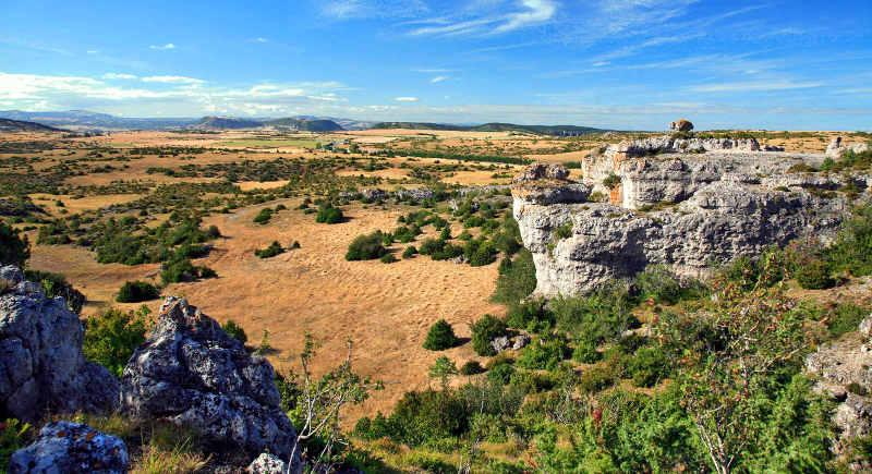 Paysage du Larzac