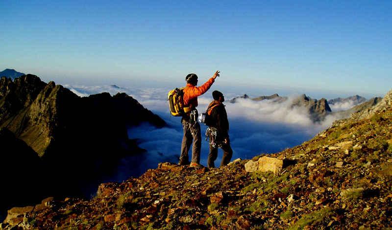 Wanderung am Massif de Vignemale