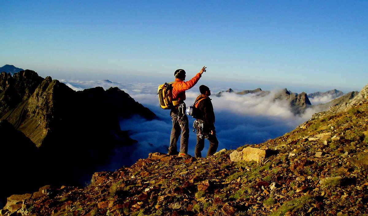 Bild aus : Wanderung am Massif de Vignemale