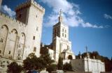 Blues in der historischen Stadt Avignon  von Hihawai