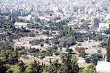 Die Agora von Athen von Hihawai