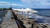 Vor dem Sturm war der Strand breiter von Hihawai