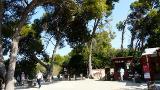 Eingang der Palastanlage von Knossos