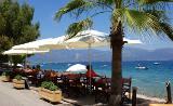 Strandlokal in Longos von Harmony Hotel Apartments, Longos, Peloponnes, Griechenland