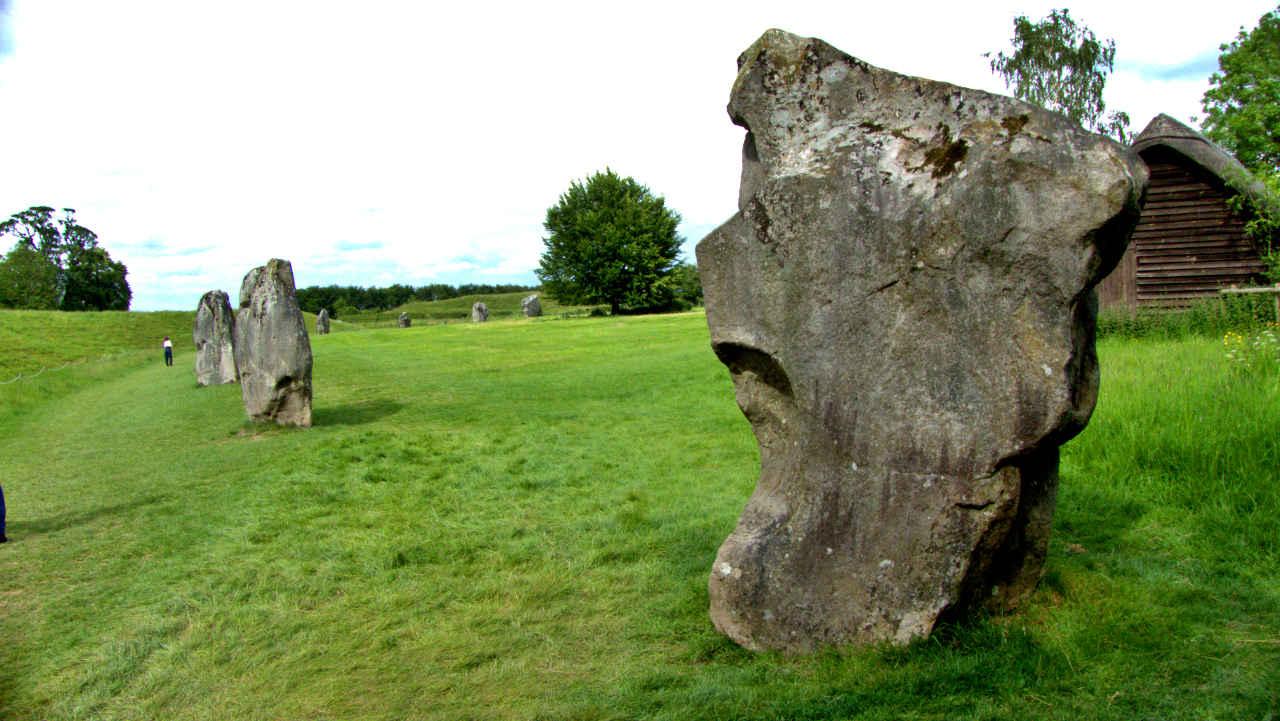 Die Steinkreise von Avebury
