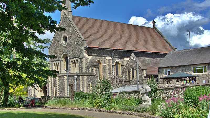 St. James, katholische Kirche in Reading