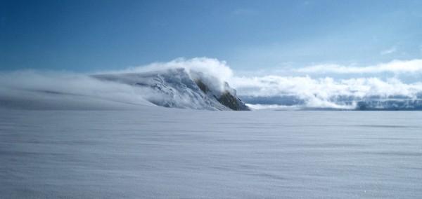 Grimsvötn am Vatna Jökull Gletscher auf Iceland