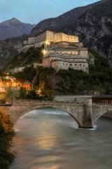 Festung Bard von Foto Enrico Romanzi c/o Maggioni TM