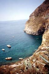 Die Sorgeto Bucht Hochformat von Hihawai
