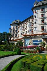 Das Hotel Regina Palace von Roberto Maggioni