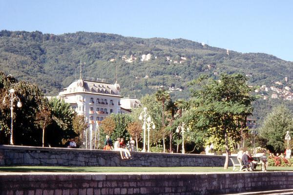 Uferpromenade von Stresa