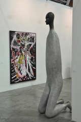Gallerie Tim Van Laere auf der Artissima von Enrico Frignani c/o Maggioni TM